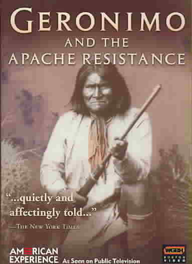AMERICAN EXPERIENCE:GERONIMO AND THE BY AMERICAN EXPERIENCE (DVD)