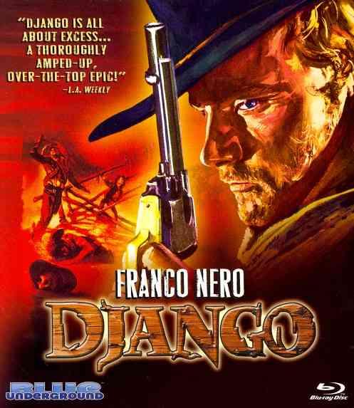 DJANGO BY NERO,FRANCO (Blu-Ray)